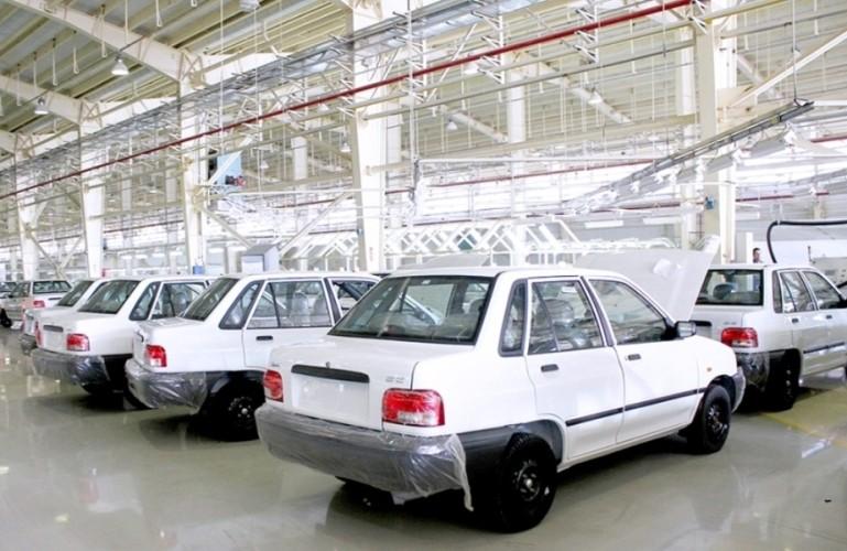 قیمت تمام شده تولید پراید ۳۸ میلیونی ، ۴۳ میلیون تومان در کارخانه است