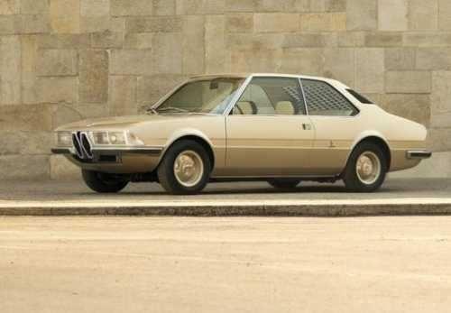 بازسازی یک BMW فراموششده