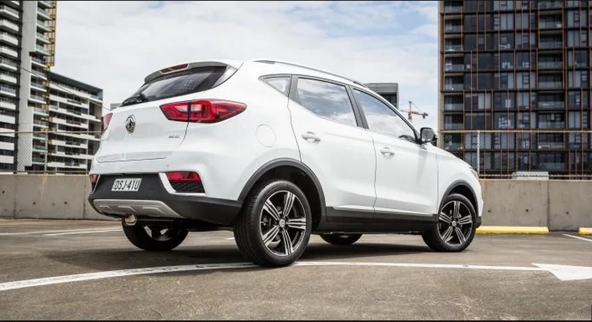 قیمت گذاری شاسی بلند به روز شده MG ZS  2019 + عکس