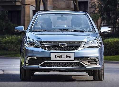 اعلام قیمت جدید خودروی جیلی GC6 ویژه خردادماه 98