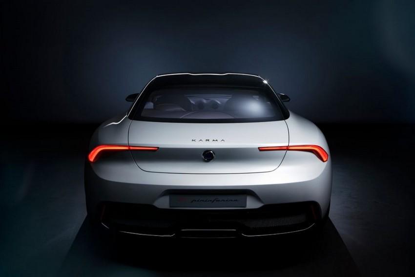 معرفی دو خودروی کانسپت جدید توسط کمپانی کارما + عکس