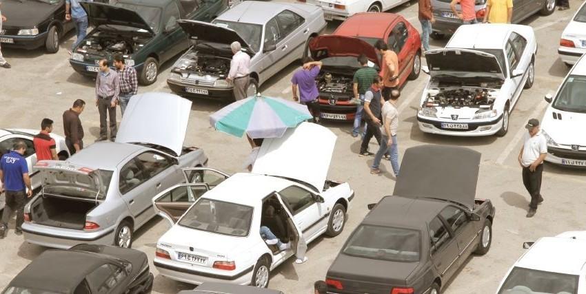 کوچ بازار سیاه و دلالان خودرو به تلگرام و فضای مجازی