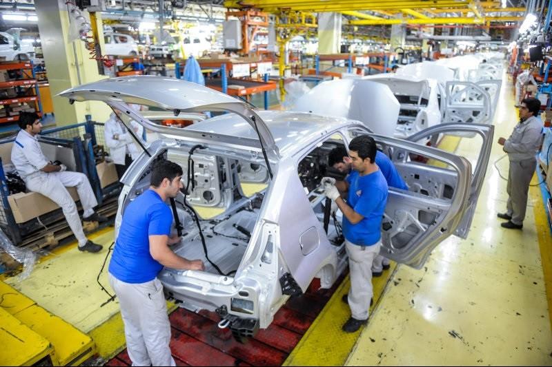 کارشناسان رنو از خطوط تولید سایپا و پارس خودرو خارج شدند