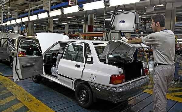 تاکید مدیرعامل سایپا : میتوان تحریم صنعت خودرو را بیاثر کرد