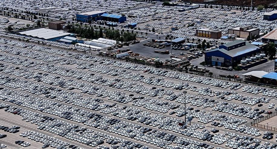 رمزگشایی از معمای پارکینگهای در حال انفجار ایران خودرو