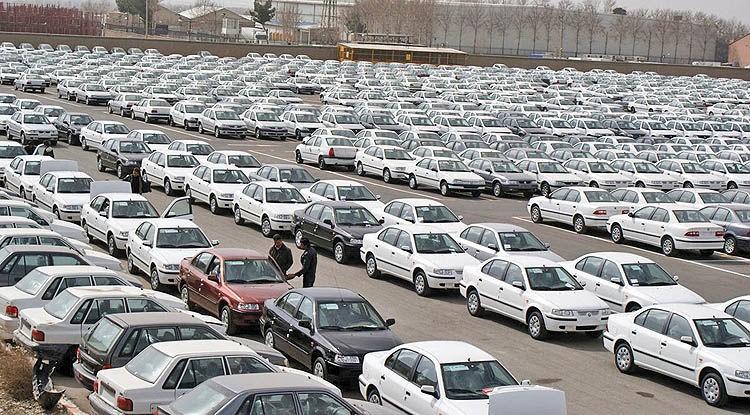 تذکر نمایندگان مجلس به وزیر صنعت به دلیل انبار هزاران خودرو در پارکینگهای ایرانخودرو و سایپا - 30 خرداد 98