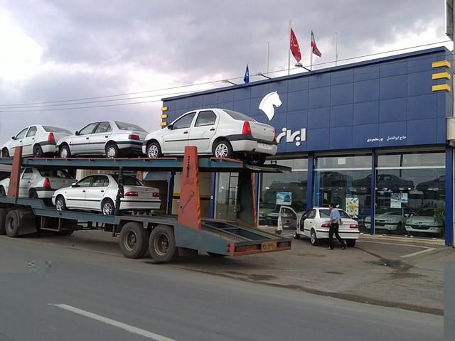 ایران خودرو اعلام کرد: کاهش تعهدات معوقه محصولات این شرکت