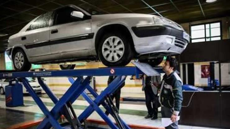 نرخ جدید معاینه فنی خودروها تایید شد + لیست قیمت