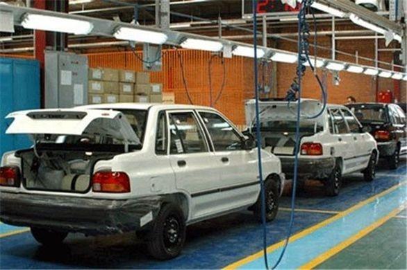 فشار وارد کردن برای تولید خودروی ناقص؟