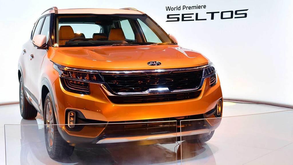 سلتوس ؛ جدیدترین خودروی شاسیبلند کیا رسما معرفی شد + تصاویر