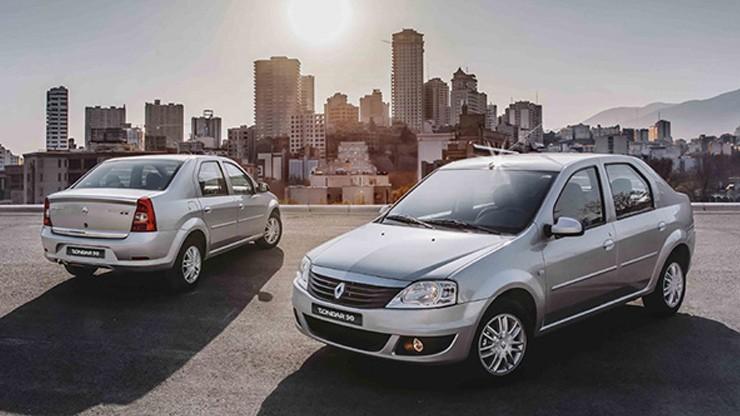 تولید خودروهای رنو در ایران با موتور EF7