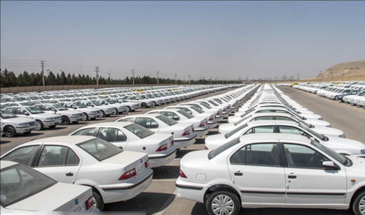 ادعایی دیگر ؛ تا 40 روز دیگر حدود ۲۰۰ هزار خودروی ناقص  تکمیل و روانه بازار میشود
