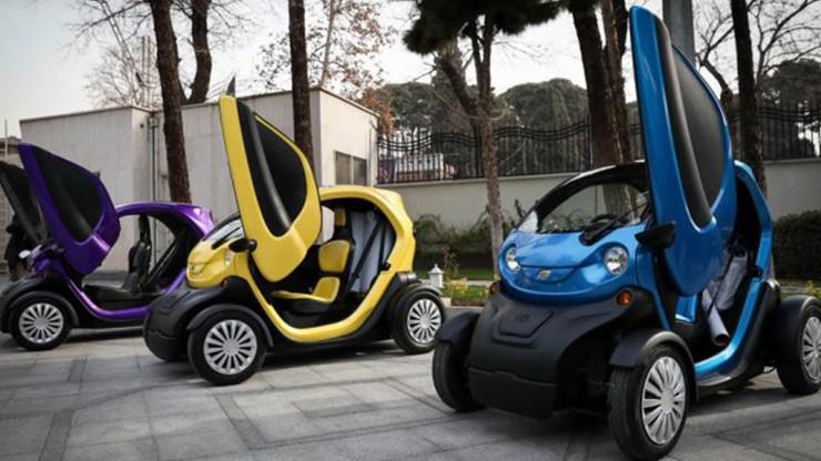 خودروهای برقی ایرانی در آستانه ورود به بازار