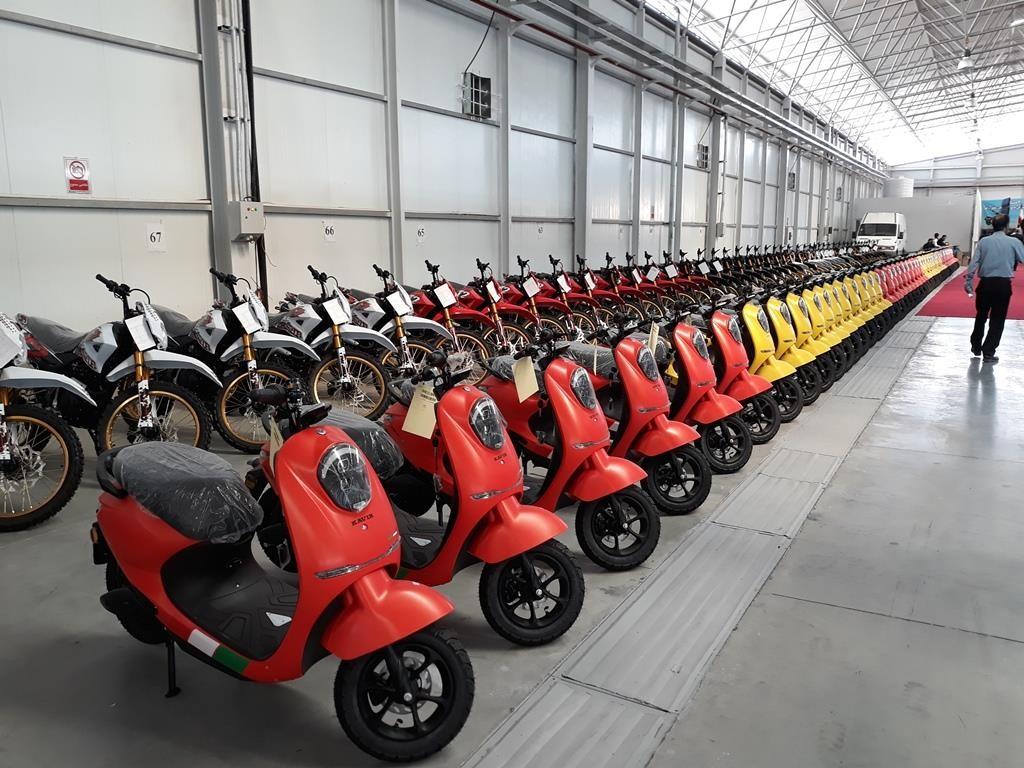 آغاز طرح فروش اقساطی موتورسیکلت به دنبال افزایش قیمتها + جدول