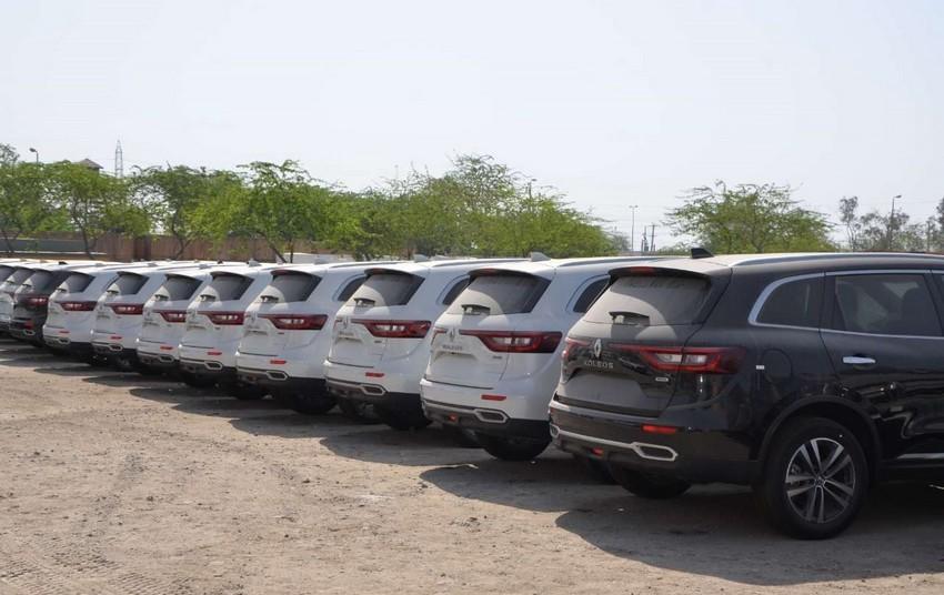 انجام شدن شمارهگذاری 4700 خودرو وارداتی  + اسامی برندها