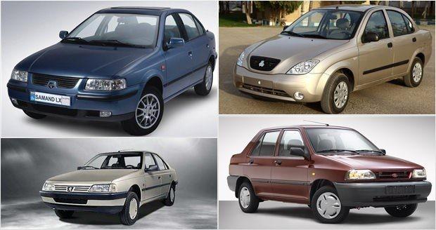 جدیدترین قیمت روز خودروهای سایپا و ایران خودرو در بازار - ۱۲ تیر+ جدول