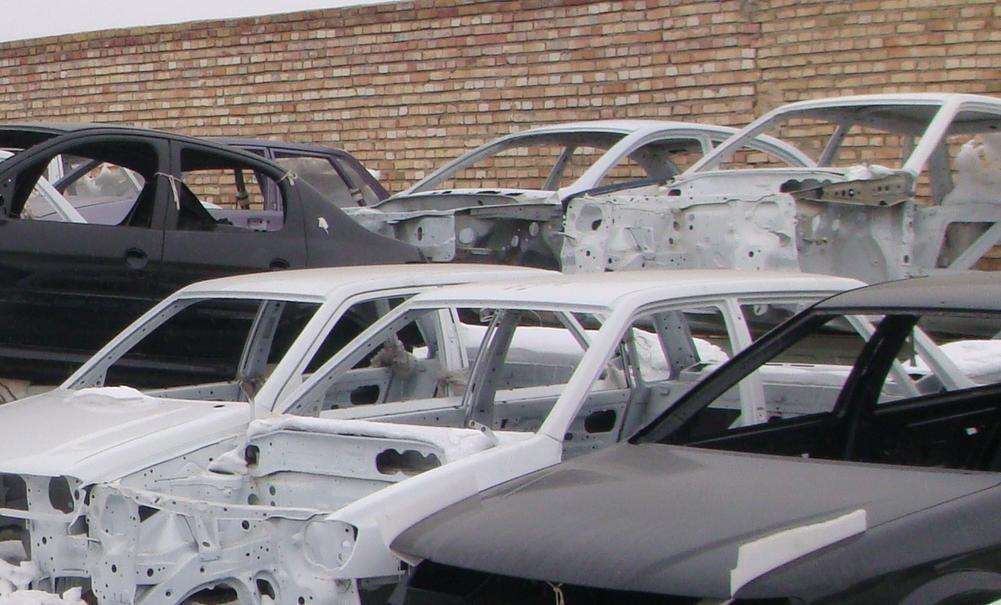 پلیس درباره خودروهای دو تکه ای هشدار داد