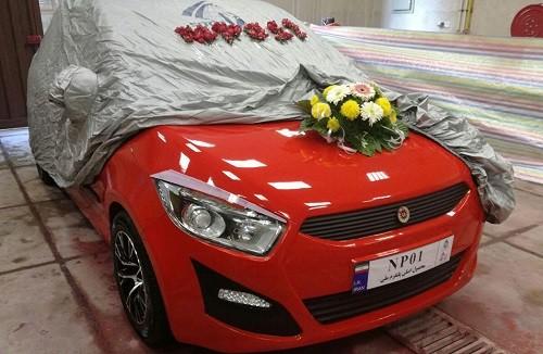 انتشار تصاویری از یک خودروی تماما ایرانی