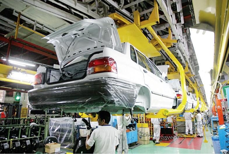 زیان خودروسازان از تولید پراید، سمند، پژو ، تیبا و حتی سراتو