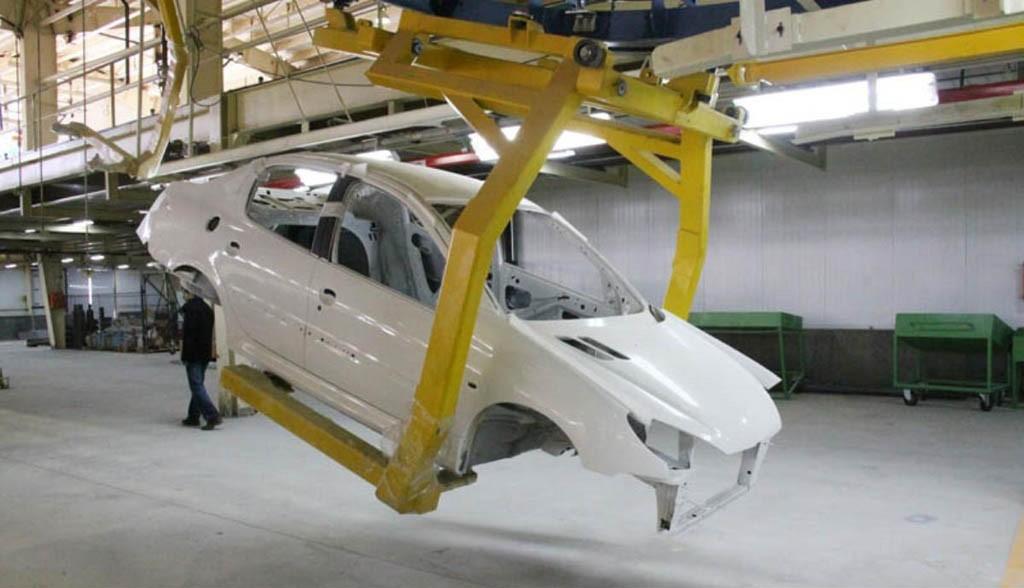 خزان خودروسازان در جاده تولید بهار 98