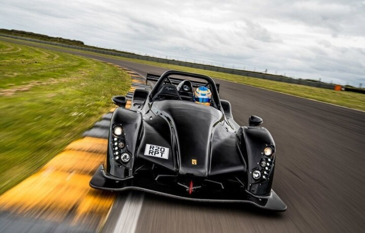 آشنایی با خودروی جدید رادیکال اسپرت کارز + قیمت