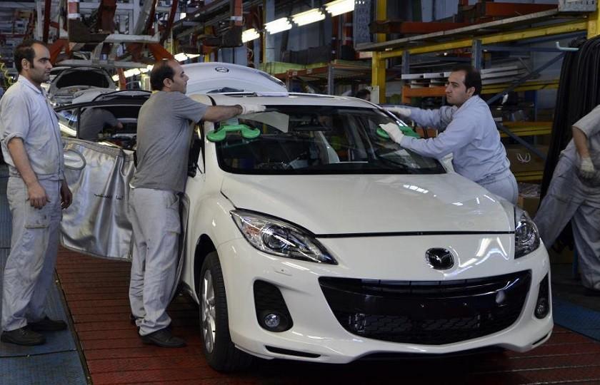 گروه بهمن: بنز و BMW هم در برابر تحریم امروز خودروسازی ایران می شکنند