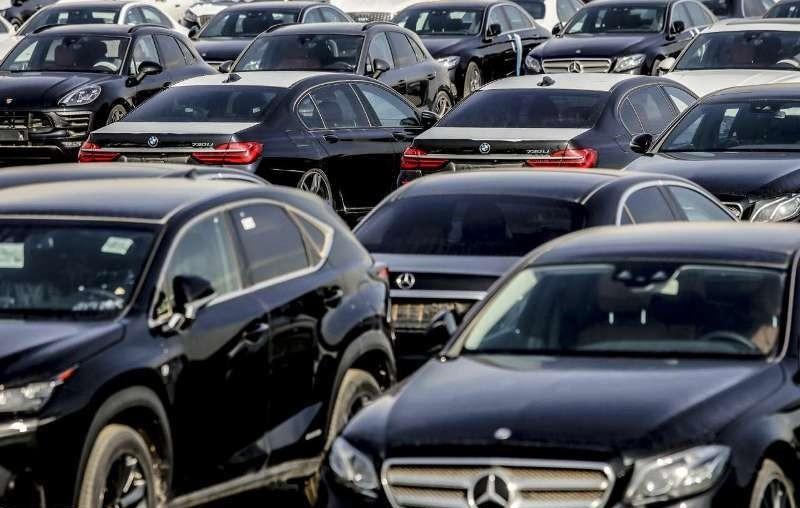 ادامه ریزش قیمت خودروهای وارداتی در بازار تهران