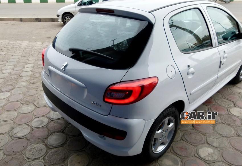 اعلام شرایط فروش خودروی پژو 207 با سقف شیشهای- تیر 98