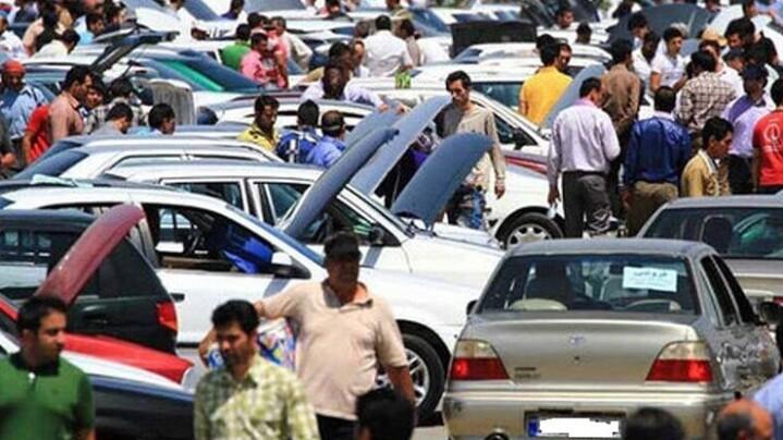 تداوم کاهش تدریجی قیمت در بازار خودرو
