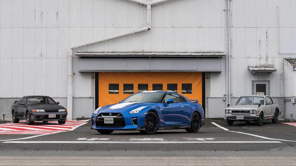 معرفی مشخصات نیسان GT-R مدل 2020 + قیمت