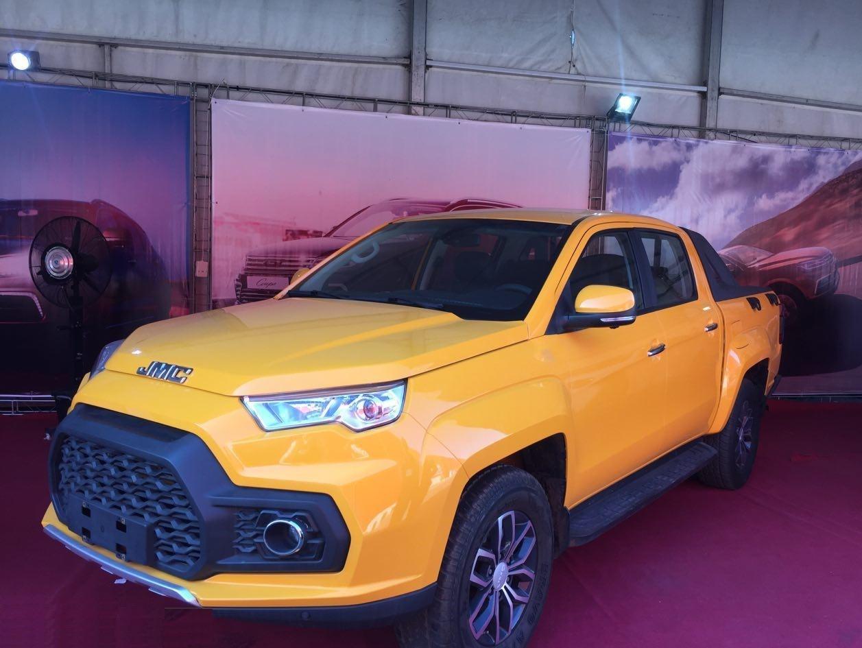 حضور یک خودروی جدید چینی در بازار ایران در آینده ای نزدیک + تصاویر