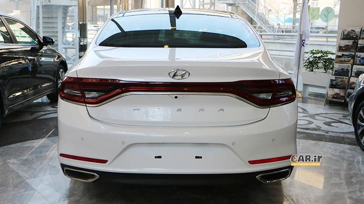 فروش اقساطی هیوندای آزرا با مدل 2019