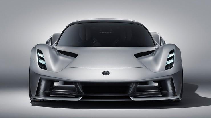 سوپر ماشین 2000 اسب بخاری انگلیسی با سرمایه چینی ها به بازار میآید