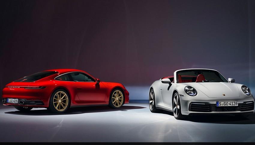 معرفی پورشه 911 کاررا مدل 2020 + قیمت