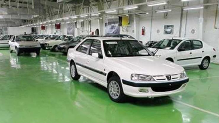 کاهش ۳۸ درصدی در تولید خودرو تا پایان تیرماه