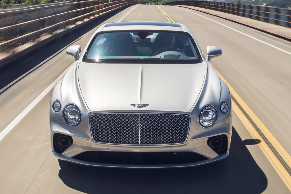 آشنایی بیشتر با الماس درخشان بنتلی، کانتیننتال GT V8 جدید + قیمت