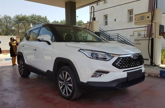 معرفی خودروی جدید جک S4 در ایران + عکس