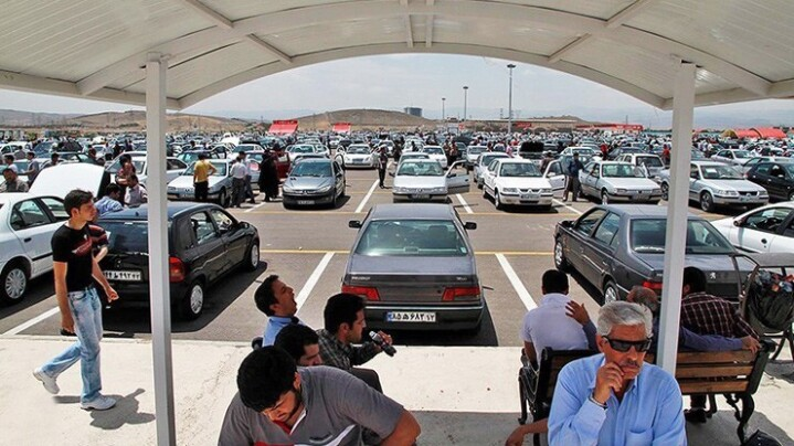 جدیدترین قیمت خودروهای داخلی در بازار تهران