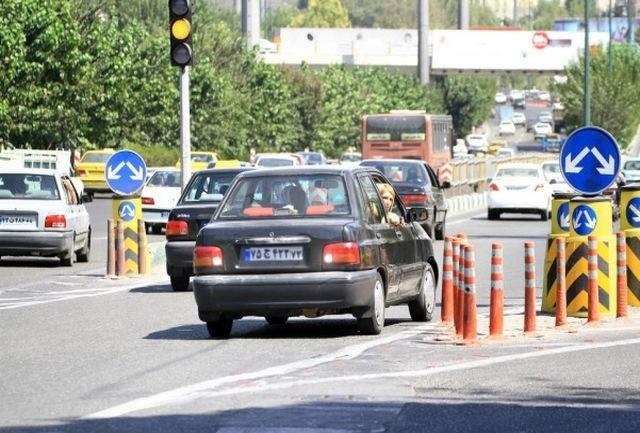 اعلام خطرناکترین تخلف در بزرگراه های کشور توسط پلیس