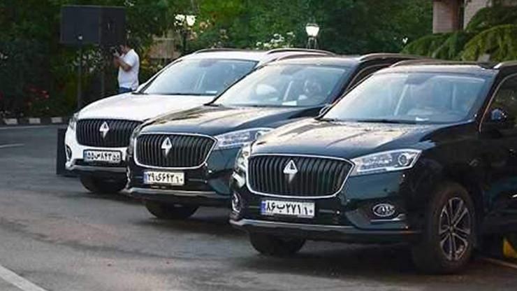 اعلام قیمت جدید خودروهای بورگوارد در ایران - مرداد 98