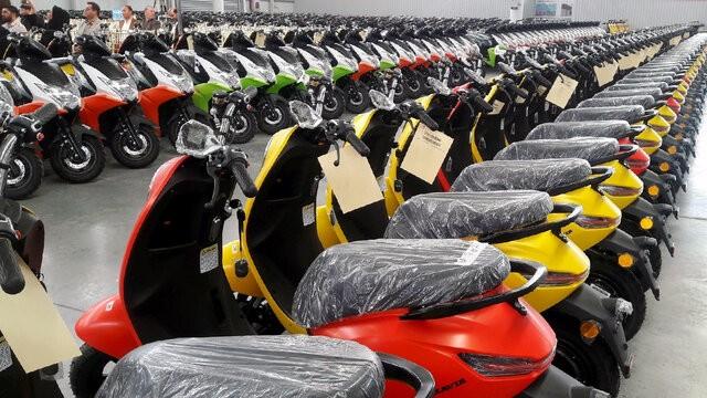 قیمت روز موتورسیکلت برقی در بازار تهران - ۳۰ مرداد ۹۸