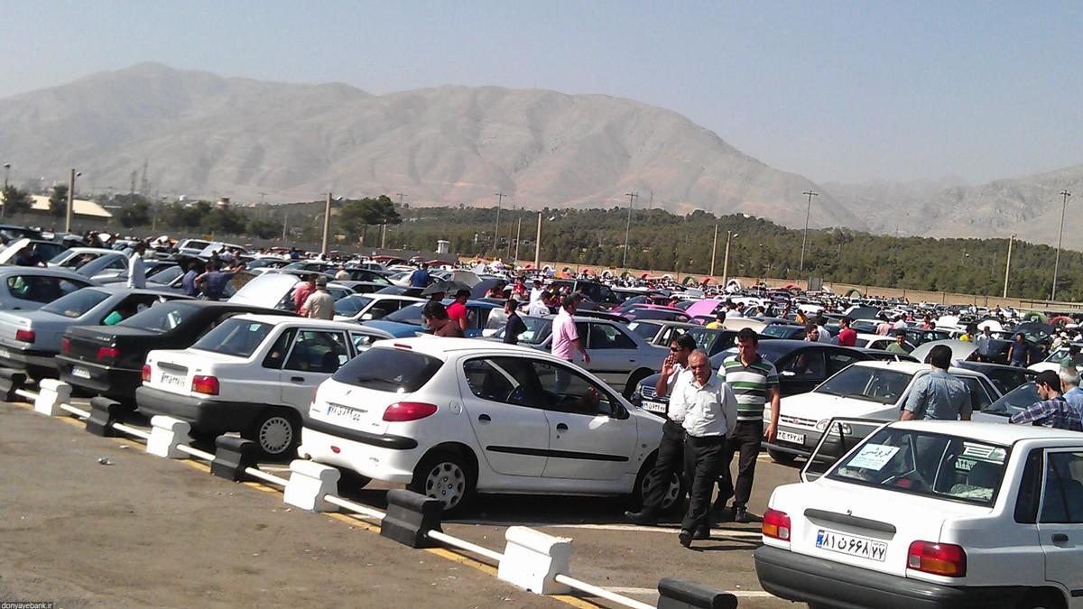 بازار خودرو در آستانه ریزش قیمت