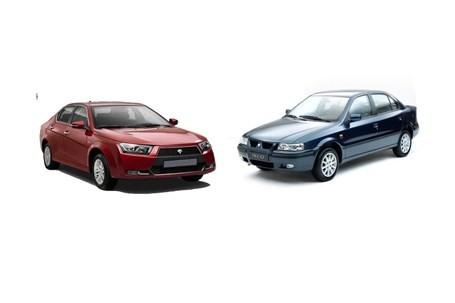 چهارشنبه، آغاز فروش اقساطی دو محصول ایران خودرو