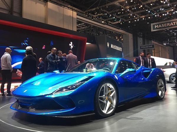 ورود فراری F8 Tributo مدل 2020 به بازار استرالیا + عکس