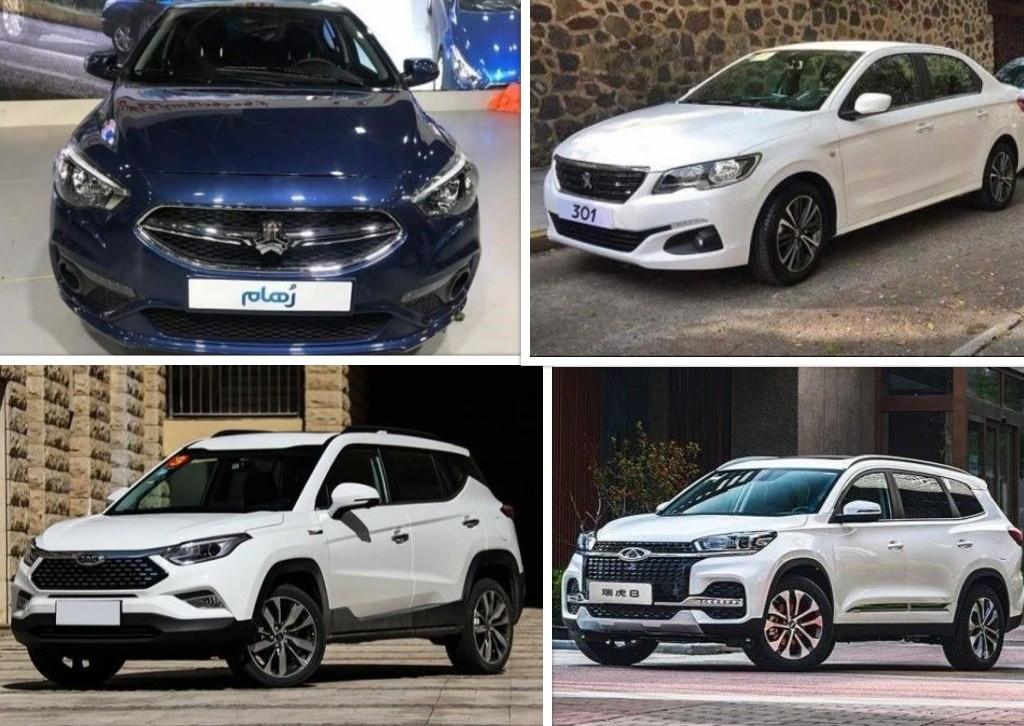 معرفی خودروهای جدیدی که تا آخر ۹۸ به بازار میآیند + عکس