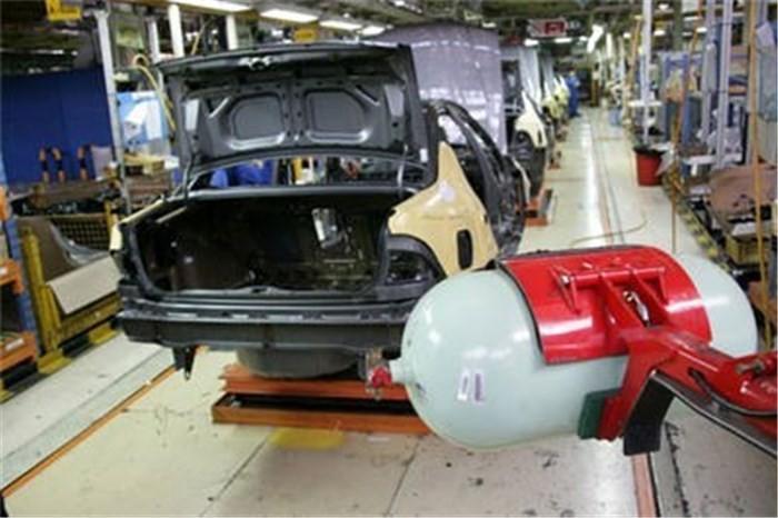 کاهش شدید آمار تیراژ خودروهای دوگانهسوز در کشور