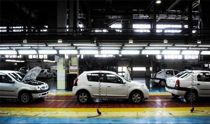 حذف ۲۰ محصول خودروسازی ایران بعد از شروع مجدد تحریم ها + اسامی