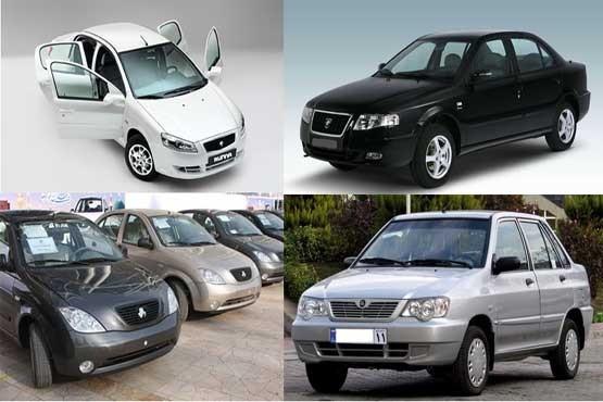 تشدید کاهش قیمت ها در بازار - قیمت جدید خودروهای داخلی  امروز ۹۸/۰۶/۲۷ + جدول