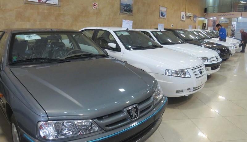 جدول قیمت جدید خودروهای داخلی در بازار تهران در هفته گذشته