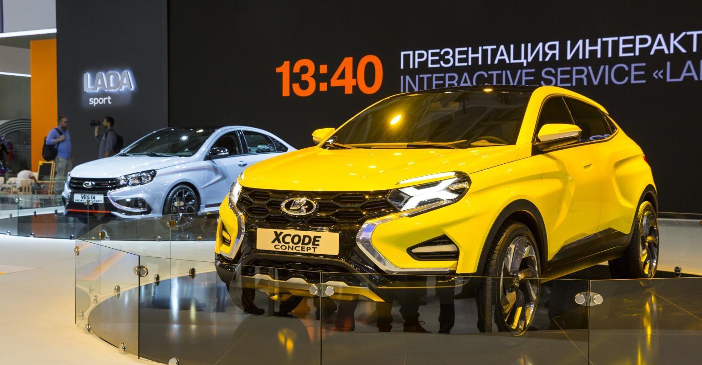معرفی برندهای خودروسازی پرفروش در بازار روسیه 2019